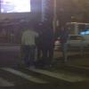 В центре Омска возле «Жемчужины» пешехода сбили на переходе