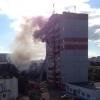 На Левобережье Омска из горящей многоэтажки эвакуировали 50 человек