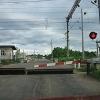 На железнодорожных переездах в Омской области установят камеры