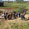 В Омской области отступает «большая вода»