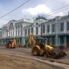 На Любинском проспекте для омичей построят километровую беговую дорожку