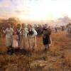 Осенины – фестиваль, посвящённый урожаю и достатку во Внуково