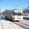 Автобусы, трамваи и троллейбусы Омска утеплили