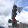 В Омске пешеходам добавили времени на пересечение улицы Лукашевича