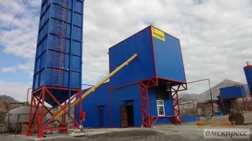 Бетонный завод PICCINI Mobil3