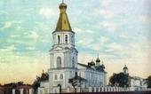 На территории Омской крепости восстановят собор