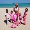 Британка с 5-ю детьми стала звездой Instagram
