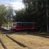 В Омске отремонтируют участок трамвайных путей