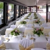 В Москве новый тренд – свадьба на теплоходе