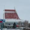 В Омске на музтеатре не работали огни для самолетов