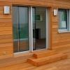 Лиственница для строительства дома - особенности использования