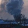За минувшие сутки в Омской области сгорело два частных дома