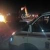 В Омске снова прорвало трубу