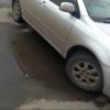 В Омске поймали пьяного парня за рулем угнанной «Тойоты»