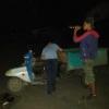 В Омске семеро подростков на «Муравье» въехали в иномарку