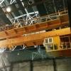 На омском заводе появился современный мостовой кран кировского производства