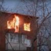 При пожаре в омской квартире на Мира обошлось без жертв