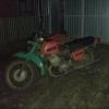 В Омской области подросток неудачно покатал мальчика на мотоцикле