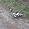 В омском дворе «УАЗ Патриот» сбил юного велосипедиста