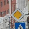 На одном из перекрестков Омска изменили знаки приоритета