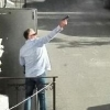 Установлена личность мужчины, устроившего стрельбу в центре Омска