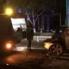 Омичка на «Лексусе» врезалась в «ГАЗель» разметочной бригады: рабочий в тяжелом состоянии