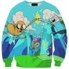 Где можно купить одежду из мультфильма Adventure Time?