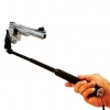 Нудачное селфи с пистолетом: омичка нажала на курок