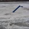 Ледоход на Иртыше смёл дорогие гидрологические приборы в Омске