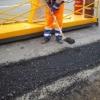 Во всех округах Омска начали аварийно-восстановительный ремонт дорог