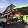 Под Омском столкнулись рейсовый автобус и КамАЗ: погибли 15 человек