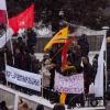 Омские митинги собрали 8 тысяч участников