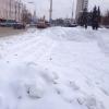 Омичам выдают талоны на бесплатный вывоз снега