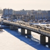 На очистку метромоста в Омске потратят 15,3 млн рублей