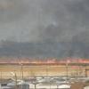 В Омской области подчиненный поджег солому на поле