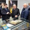 Министр культуры РФ посетил выставку в омском Воскресенском соборе