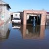 В Омском районе паводок затопил Верхний Карбуш