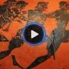 Сибирский марафон осветили с пирамиды