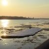Лед на Иртыше в этом году пойдет раньше