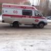 В Омской области нетрезвый водитель съехал в кювет и врезался в столб