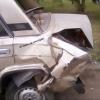 В Омске на 33-й Северной «Тойота» задела с десяток авто на обочине