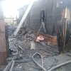 В частном доме Омска сгорела женщина