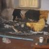 В дачном доме Омска сгорел мужчина