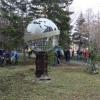 «Ростелеком» провел субботник на Аллее связистов в Омске