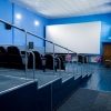 В Нижней Омке появился кинотеатр и бильярд