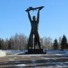 В омском парке Победы установят новую стелу
