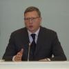 Бурков заявил, что работает над вопросом строительства аэропорта Омск-Федоровка