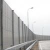 Дорогу от Омского аэропорта отгородят шумовыми экранами