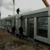 Третья теплая остановка в Омске была замечена на остановке «Дом туриста»