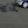 Юный велосипедист Омска попал под колеса автомобиля